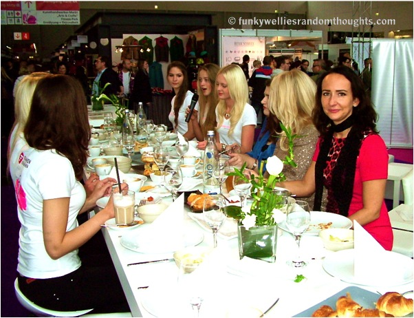 Fashion Brunch With The Miss Franken Classic Candidates