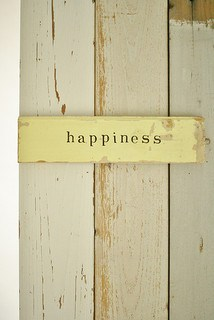 Choosing Happiness for 2013