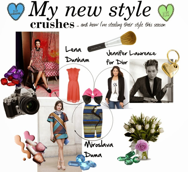 Guest Post: My new style crushes – and how I'm stealing their style this season