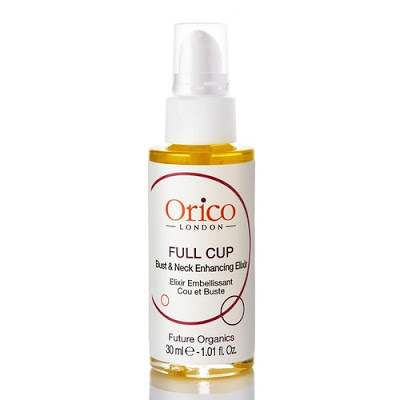 Beauty review - Orico Full Cup Bust & Neck Enhancing Elixir