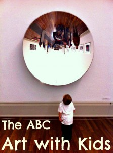 Red Ted Art's Blog » Blog Archive Art with Kids - Exploring the ABC of Art