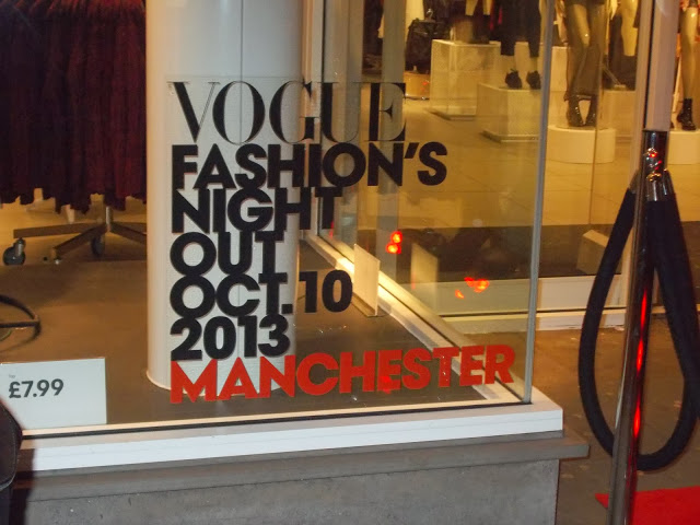 TEASER: Vogue Fashion's Night Out, Manchester
