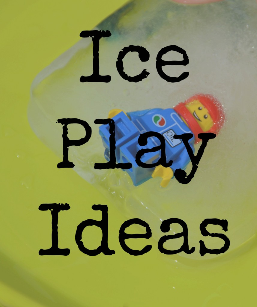 Science for kids - ice