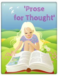 Prose for Thought - a new poetry linky