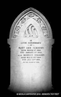 Seabury - Mother, Son and Father