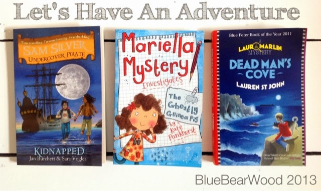 Orion Books Review - Mystery And Adventure