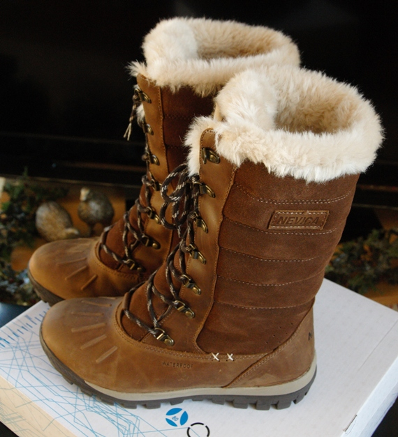 My Nevica Vail Snow Boots » Welcome to Hellie's Corner