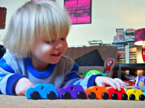 Bigjigs Toys Review - The Ramblings of a Formerly Rock'n'Roll Mum