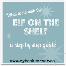 The Elf on the Shelf - where to get it, and what to do with it?