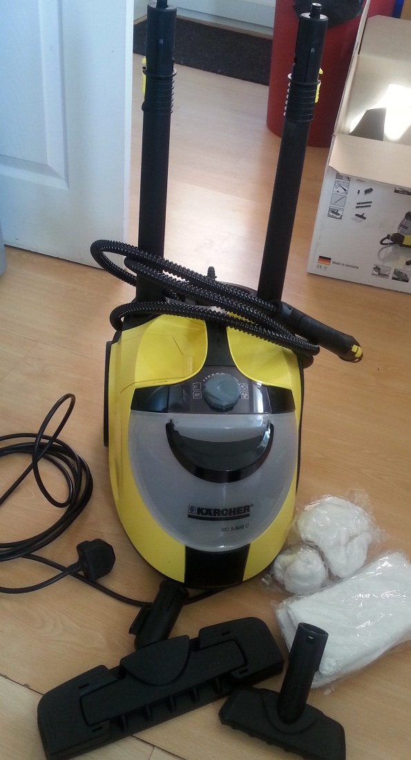 A head start on spring cleaning with Karcher