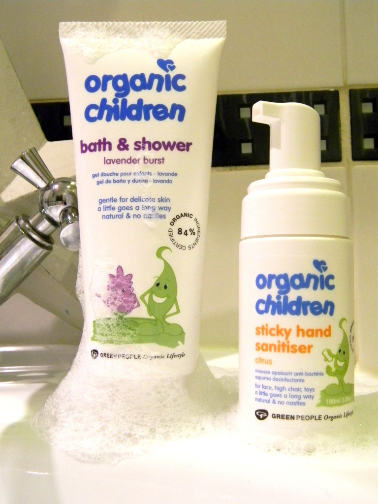 Review - Organic Children by Green People