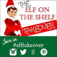 The Elf on The Shelf Linky #Elftakeover