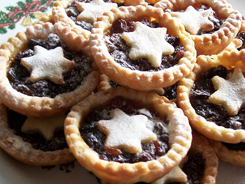 A Brief History of the Mince Meat Pie