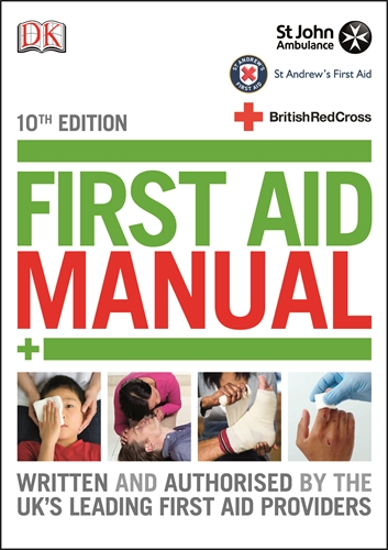 Review: First Aid Manual 10th Edition