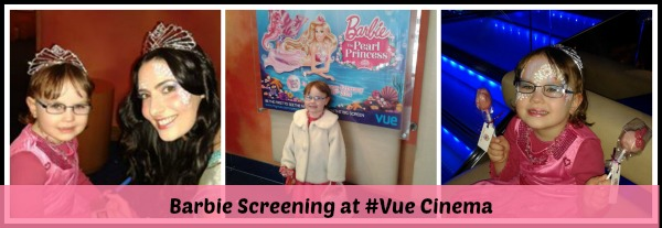 Little Star presents...Vue cinemas Kids AM Barbie screening