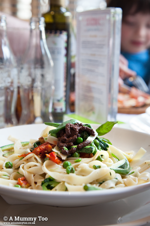 A truly delicious three course lunch at ASK Italian, Nottingham