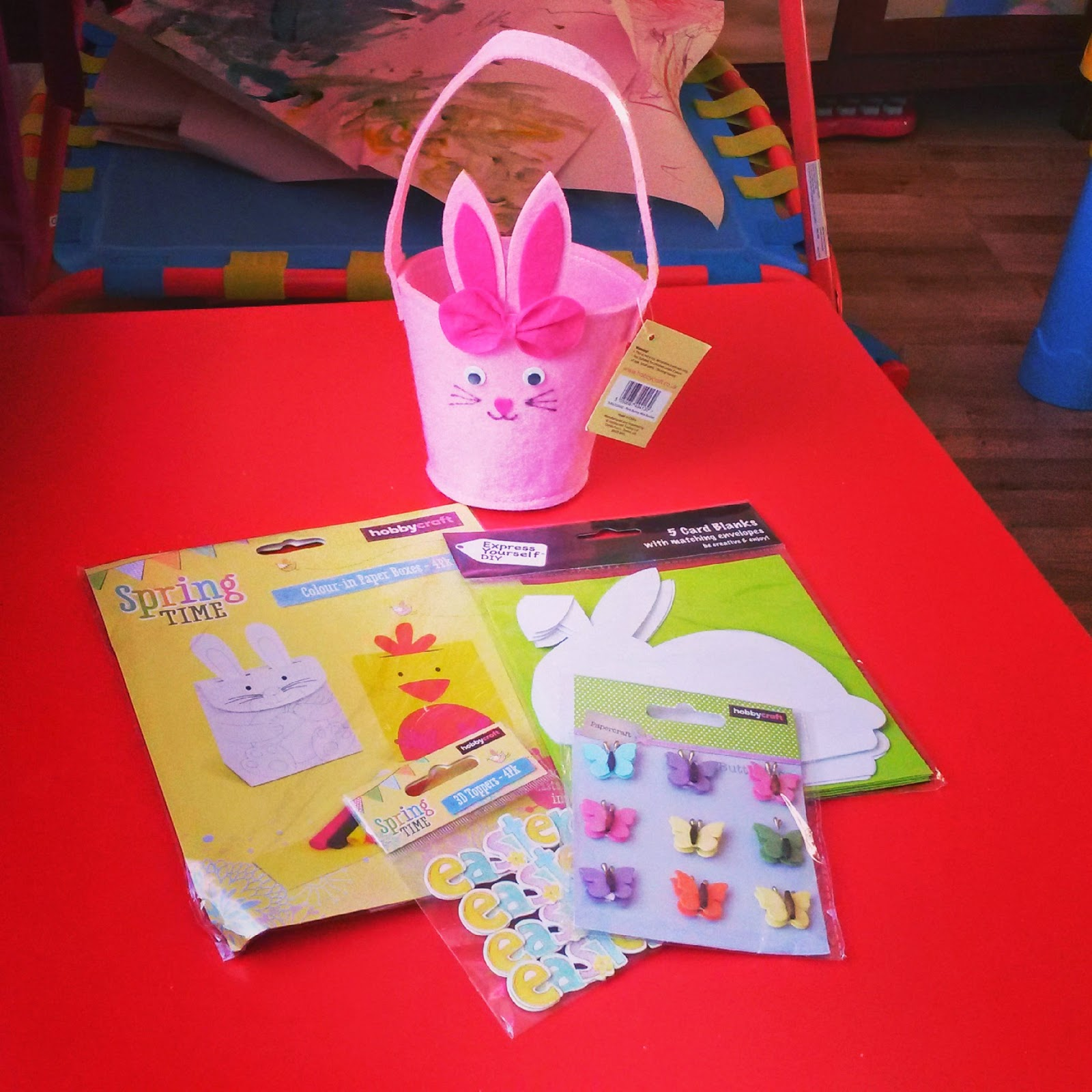 Review: Easter at Hobbycraft