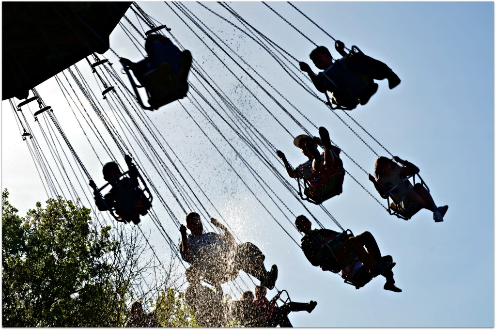 A fun family day out at Chessington