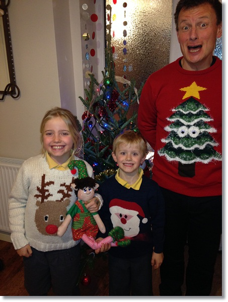 Will we all get festive for Christmas Jumper Day?