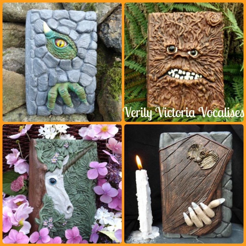 WIN 1 of 3 Magical World Journals » Verily Victoria Vocalises