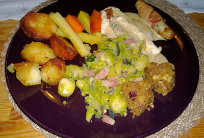 Christmas Dinner - recipe links for the perfect festive feast!