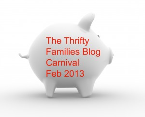 The Thrifty Families Blog Carnival: February