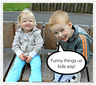 Funny Things My Kids Say #18