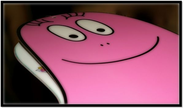 Colour - Barbapapa Pink