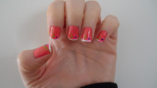 Nailificent: Mother's Day nail art