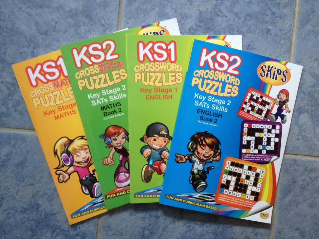 Kid GL Loves? SKIPS Crosswords. Making English and Maths Fun!