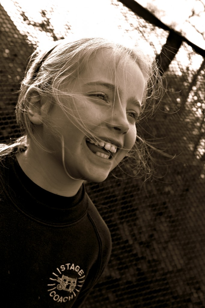 Building confidence in kids: from fear to ambition! Project 365 #05
