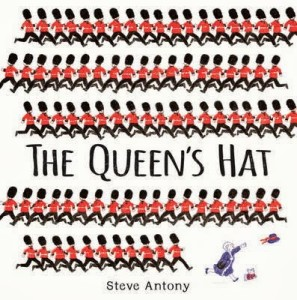 Friday book review – The Queen's Hat by Steve Antony