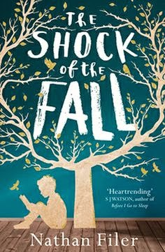 Book Club...The Shock of the Fall- Nathan Filer
