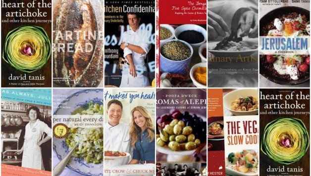 11 Books I Keep in My Kitchen (my favorite is #5)