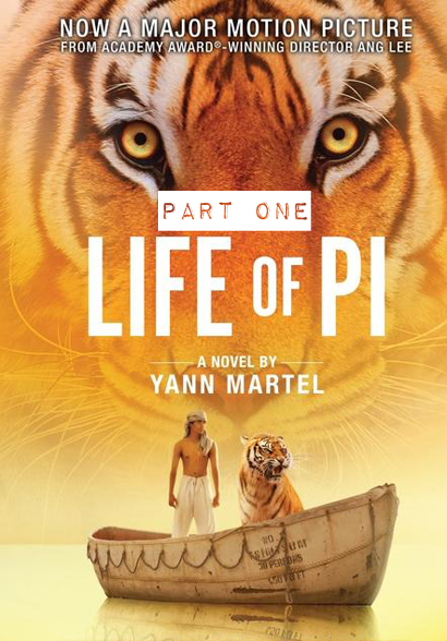 Life of Pi: Part One