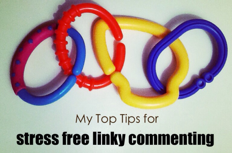 mumturnedmom: My Top Tips for stress free linky commenting