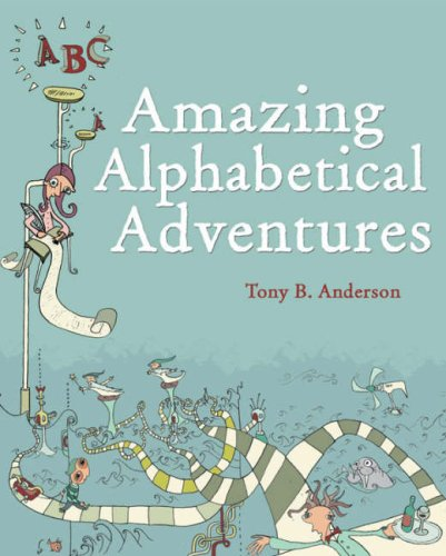 World Book Day - Amazing Alphabetical Adventures