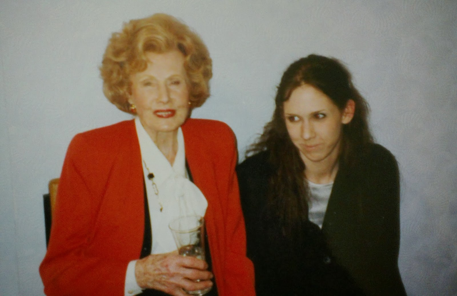 The Day I Met Barbara Castle