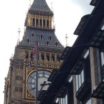Our first visit to Westminster! Love for Izzy Dix
