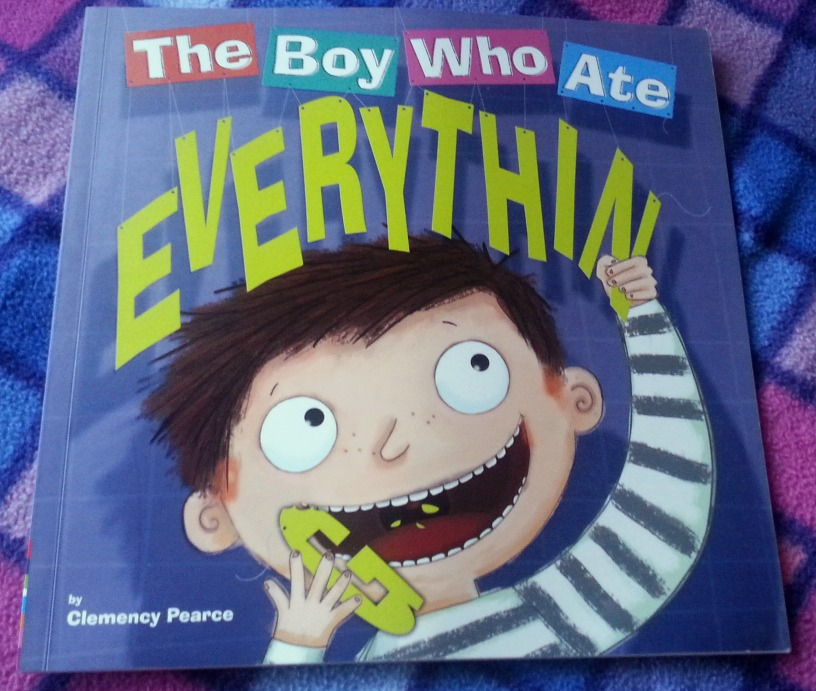 The Boy who ate Everything - Book Review