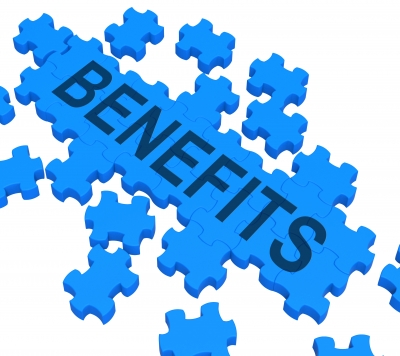Big benefits row- it's all a bit puzzling really
