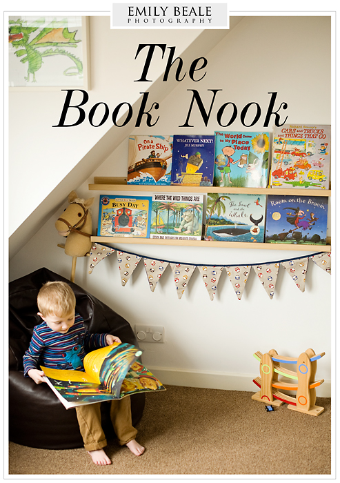 The Book Nook » Emily Beale Photography