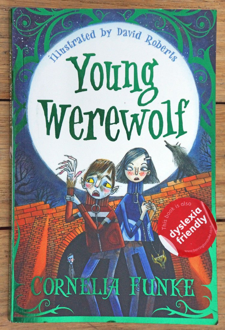 Young Werewolf by Cornelia Funke - Over there to Here