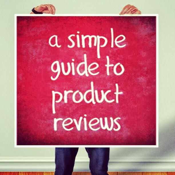 A Simple Guide to Product Reviews