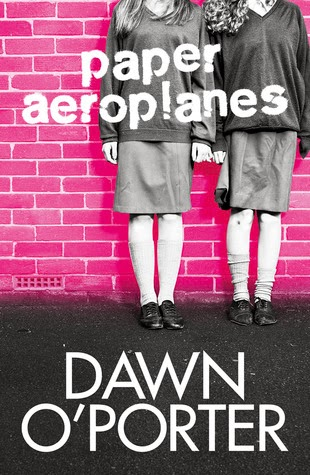 Miss Enchanting's Book Club...Paper Areoplanes by Dawn O'Porter
