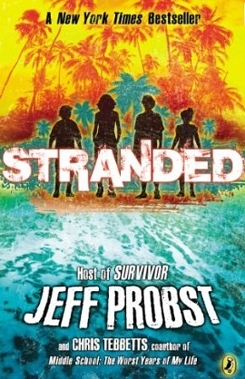 Children's Book Week review: Why your kids will love Stranded