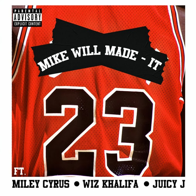 New Video: Mike Will Made-It's '23' Featuring Miley Cyrus, Juicy J & Wiz Khalifa