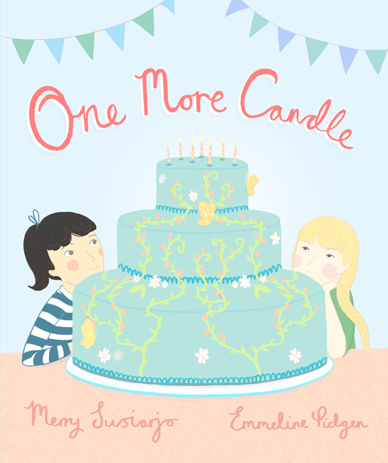 Book Review - One More Candle by Merry Susiarjo
