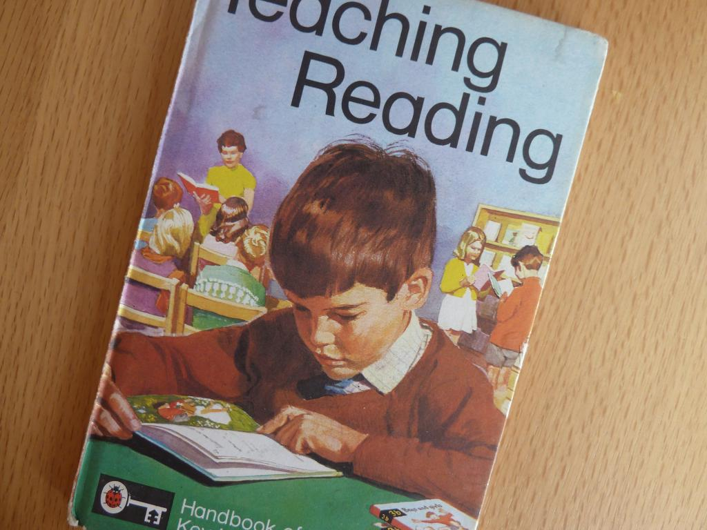 Ladybird Tuesday - Teaching Reading