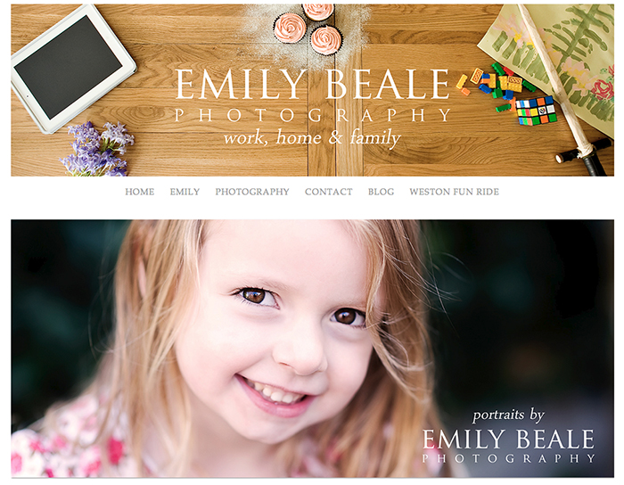 A NEW LOOK… » Emily Beale Photography